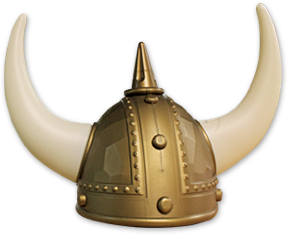 Why The Viking Helmet?